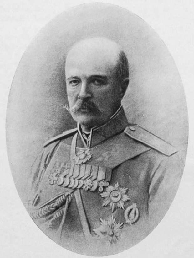 Почему царский генерал Скалон застрелился на Брестских переговорах?