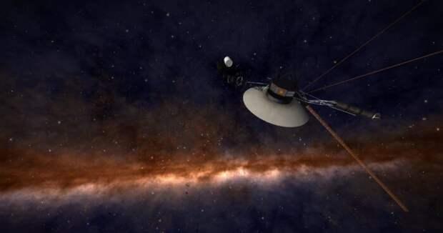 «Вояджеры» зафиксировали вне Солнечной системы невероятное