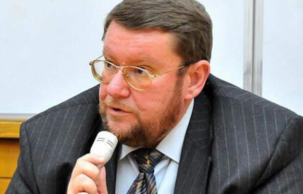 Евгений Сатановский.