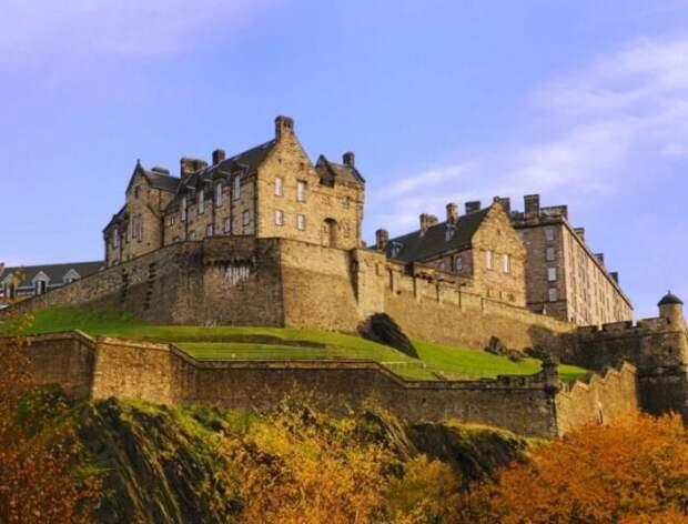 10 замков планеты, в которых обитают настоящие привидения
