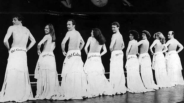 Мюзикл «О, Калькутта», 1969 год