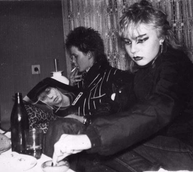 70 искренних фотографий эстонской панк-культуры 1980-х годов 21