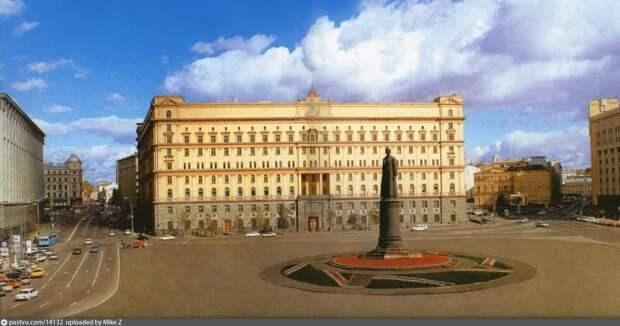 «Памятник Дзержинскому на Лубянке не устанавливаем, а возвращаем»