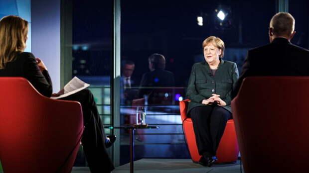 Меркель высказалась о вакцине «Спутник V»