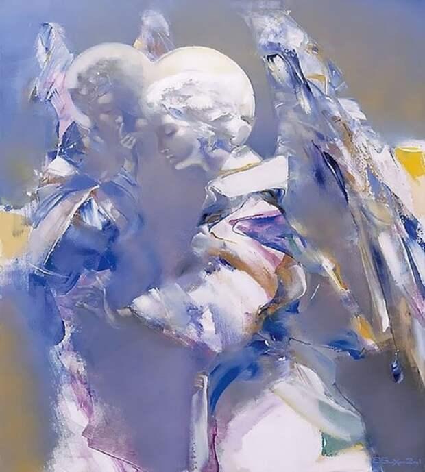 художник Валерий Блохин картины – 17