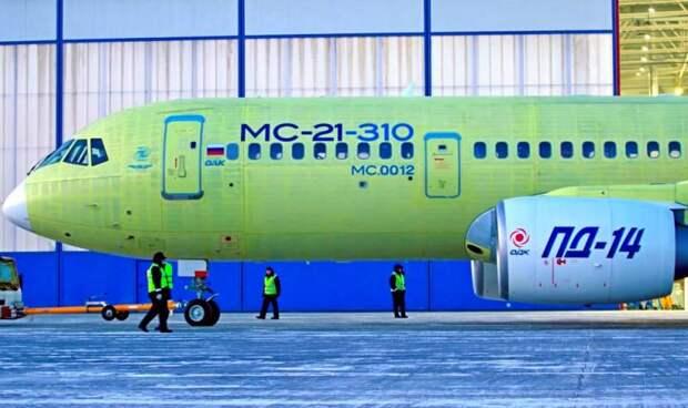 Россия сделала большой шаг в сторону возрождения гражданской авиации