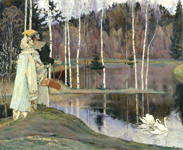 12 красивейших берез в русской живописи