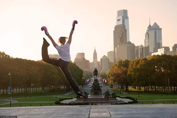 Evgeniya Chernukhina Philadelphia Dancers Among US