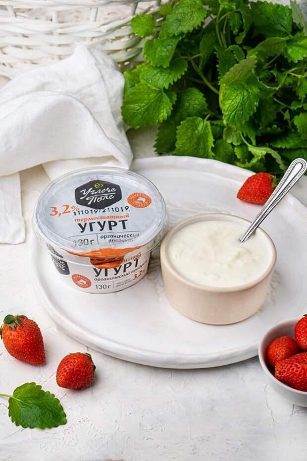 Полезный перекус. Йогурт и угурт: в чем отличие?