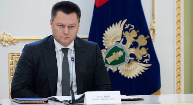 Краснов и Володин инициировали проверку соратника Аксенова