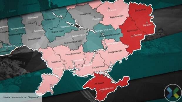 Гаспарян рассказал, почему происходит распад Украины и как это можно исправить