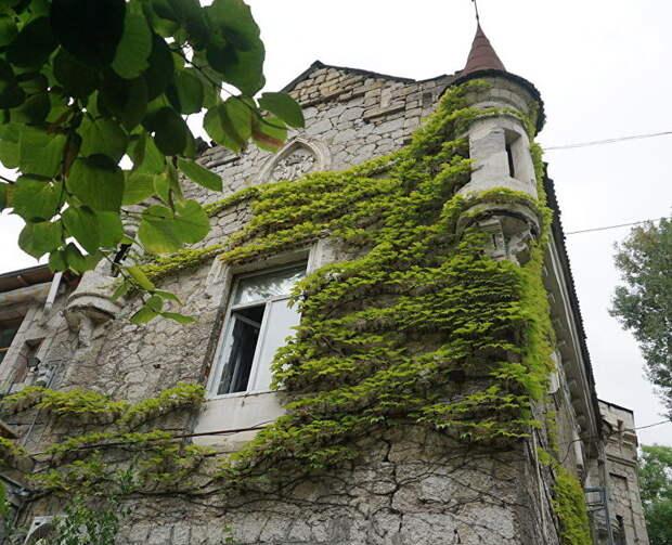 Ялтинская дача «Омюр» открывается для посетителей