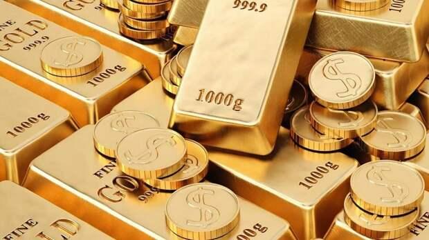 Золотовалютные резервы России продолжают увеличиваться