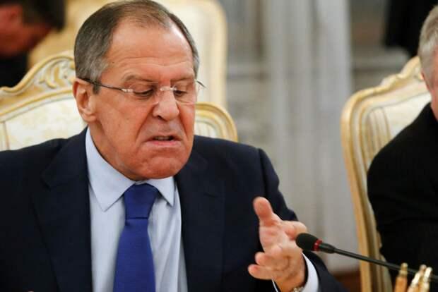 Сергей Лавров: Россия готова к полному разрыву отношений с Евросоюзом