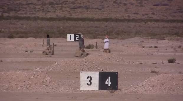 Американские военные на полигоне стреляли по «реалистично умирающим» роботам