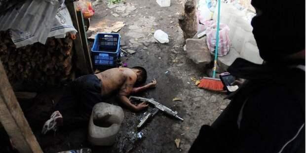 2. Гондурас Наркокартели, банды, преступность, преступные группиров, рейтинг, самые, страны мира