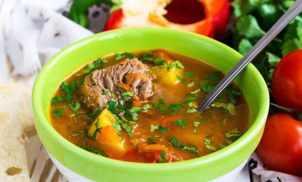 Шурпа: варим сытный суп из Средней Азии
