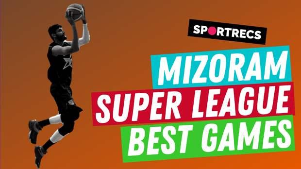 Mizoram Super League. Best games