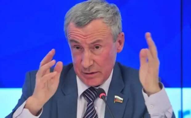 Российский сенатор – немецкому политику: Мало получили в 1945? Ещё хочется?