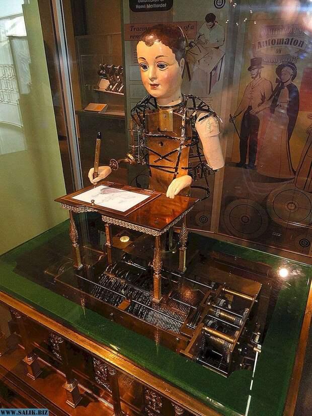 Автомат Анри Майларде. Робот 18 века. Очередная загадка истории