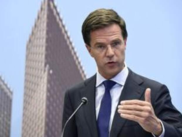 Новость на Newsland: Голландский премьер поддержал Путина