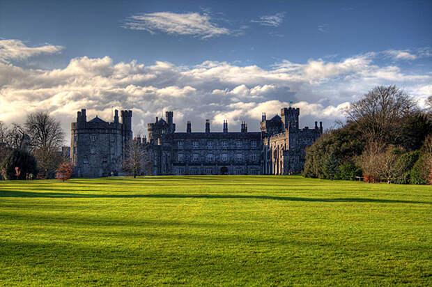 10 самых красивых замков Ирландии