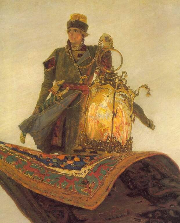 Самозванческая шизофрения на Руси (Сын Ивана Грозного во времена Петра I.)