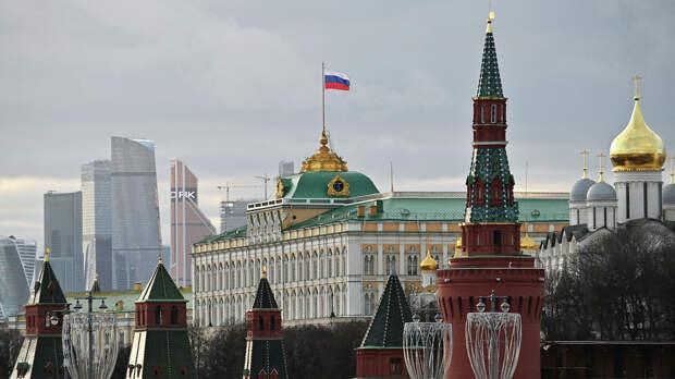 Московский Кремль - РИА Новости, 1920, 01.10.2020