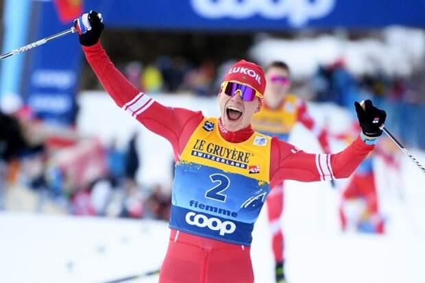 Дубль два! Превосходство - тотальное: российские лыжники снова заняли весь пьедестал и все подступы к нему
