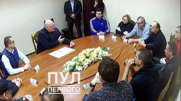 Встреча с Лукашенко в СИЗО: Кто из заключенных майданщиков занял самую радикальную позицию