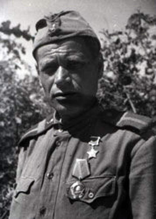 Первый бой колхозника Смищука