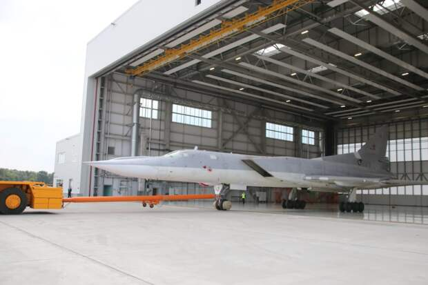 «Туполев» передал на испытания первый Ту-22М3М