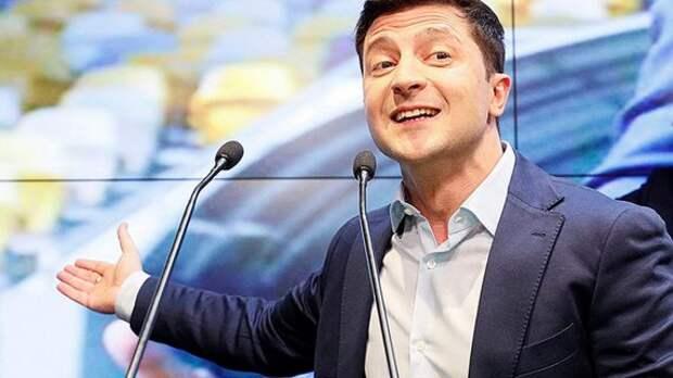 «Гордость Украины»: Зеленский решил поиграть в кораблики