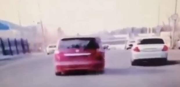 Полицейские преследовали нетрезвого тайшетца более 50 километров