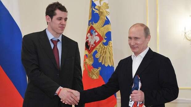 Ухоккеиста Малкина обнаружили американское гражданство. Онвходит вдвижение Putin team