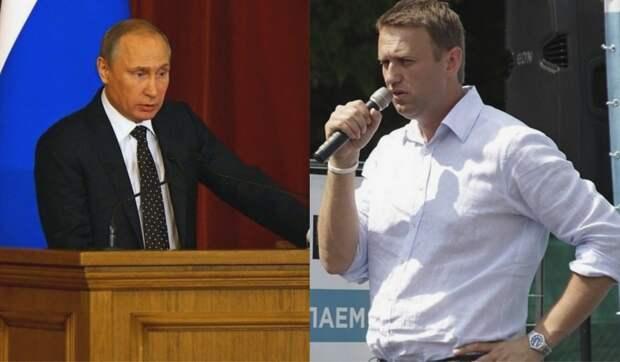 Путин и Навальный поборются за Нобелевскую премию мира