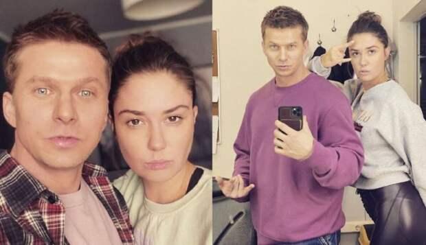 Муцениеце после расставания с Прилучным выложила снимок с женатым мужчиной