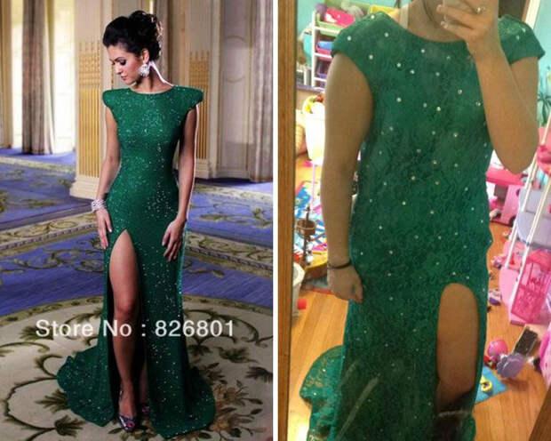 17 девушек, которые рискнули заказать выпускное платье в Китае и сильно пожалели об этом