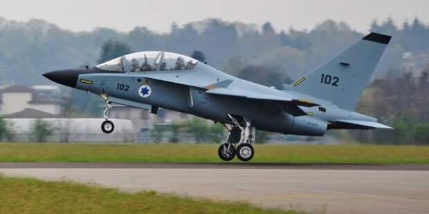 Израиль расширяет возможности самолета М-346