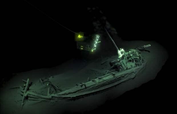 The Guardian: в Средиземном море нашли древние корабли с сокровищами