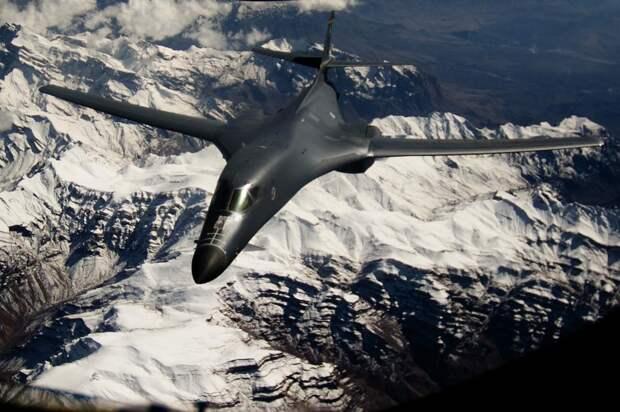 Пентагон намерен и дальше перебрасывать бомбардировщики B-1B в Норвегию