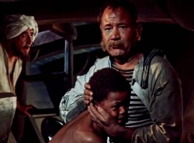 Трагическая судьба темнокожего «Максимки». Вот почему актер пропал с экранов после успеха
