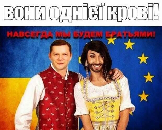 Украина подписала соглашение об ассоциации с Евросоюзом