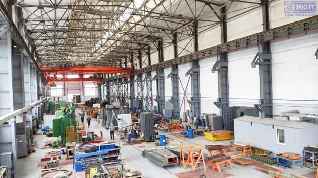 Сегодня исполняется пять лет Южному заводу тяжелого станкостроения