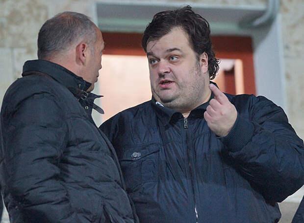 УТКИН: Газизову надо обязательно съездить в Питер - поискать свою перчатку, она же там где-то валяется
