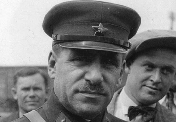 «Маршал с железной маской»: почему так называли Василия Блюхера