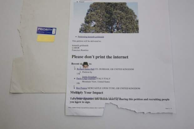 Объять необъятное: кто и зачем пытается «распечатать» интернет?