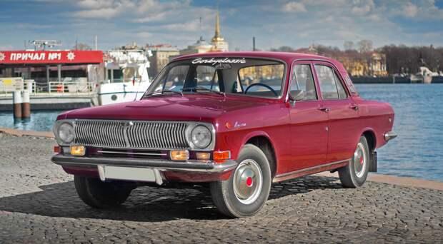 ГАЗ-24 автомобили, газ, фоторепортаж