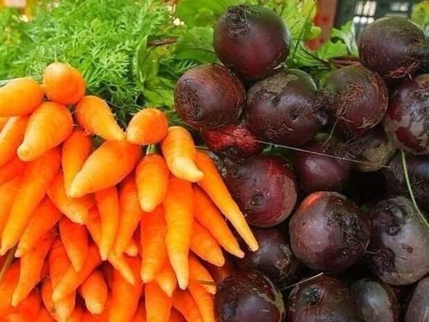 Как сделать свёклу и морковь сладкими