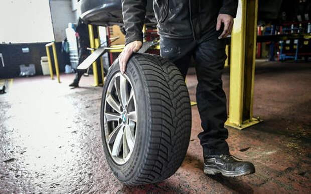 Когда россияне «переобувают» свои автомобили? Исследование